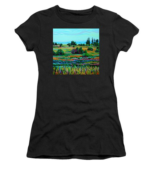 Summer Meadow Dance Women's T-Shirt