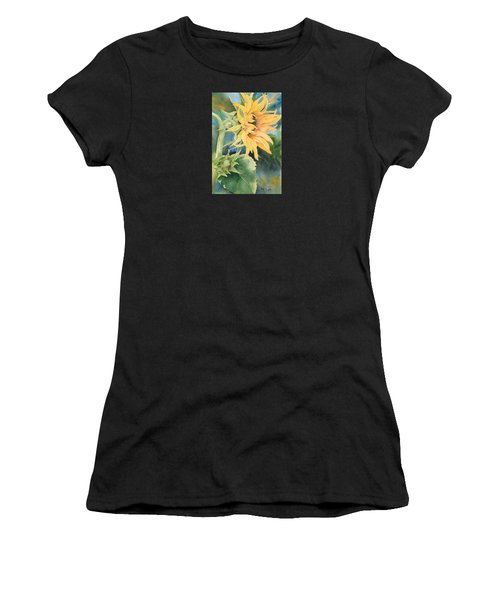 Summer Sunflower Women's T-Shirt