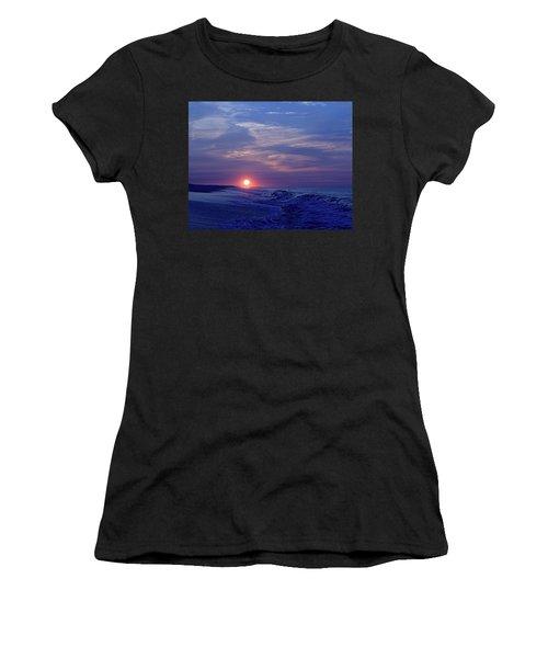 Summer Sunrise I I Women's T-Shirt (Athletic Fit)