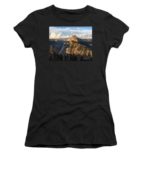 Summer Sunset Women's T-Shirt (Athletic Fit)