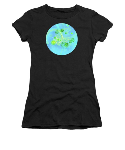 Summer Tree Of Life Women's T-Shirt (Athletic Fit)