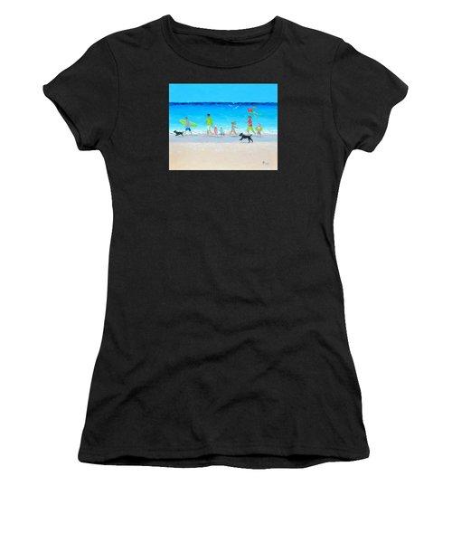 Summer Vacation Time Women's T-Shirt