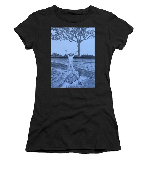 Summertime Women's T-Shirt (Athletic Fit)