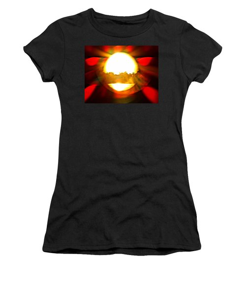 Sun Burst Women's T-Shirt