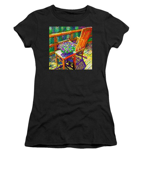 Sun Dance On Deck Women's T-Shirt