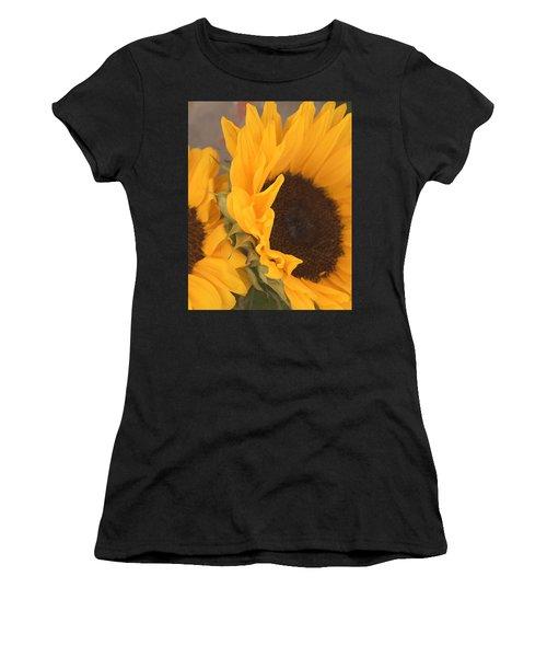 Sun Flower Women's T-Shirt