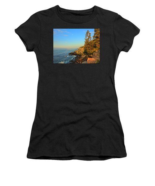 Sun-kissed Coast Women's T-Shirt