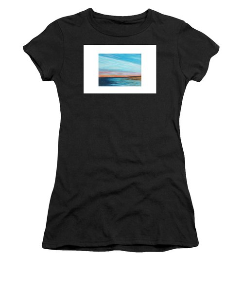 Sun Sliver Women's T-Shirt (Athletic Fit)