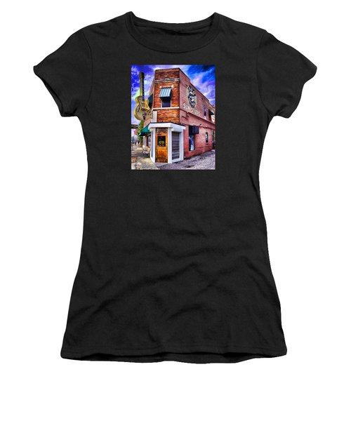 Sun Studio Women's T-Shirt (Athletic Fit)