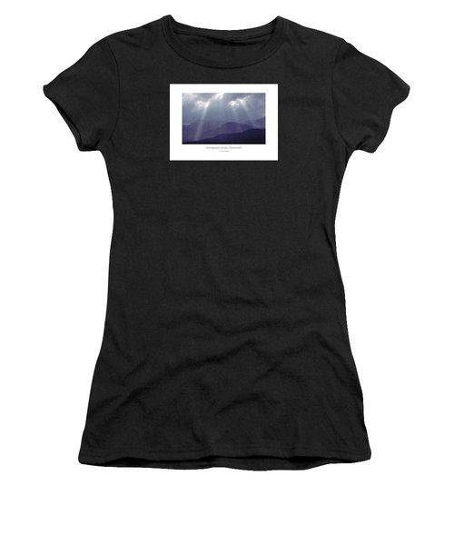 Sunbeams Over Derwent Women's T-Shirt