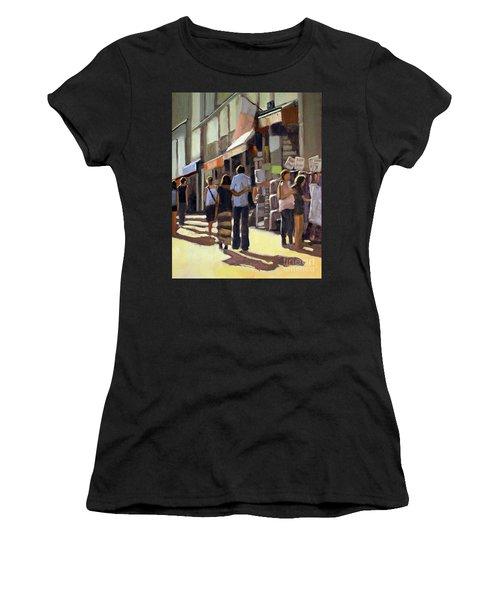 Sunday Bazaar Women's T-Shirt (Athletic Fit)