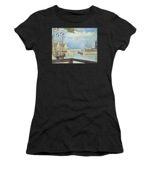 Sunday  Port-en-bessin Women's T-Shirt