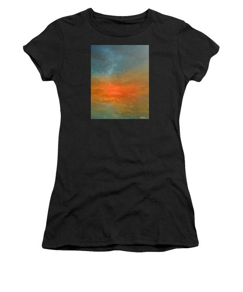 Sundown Women's T-Shirt (Athletic Fit)