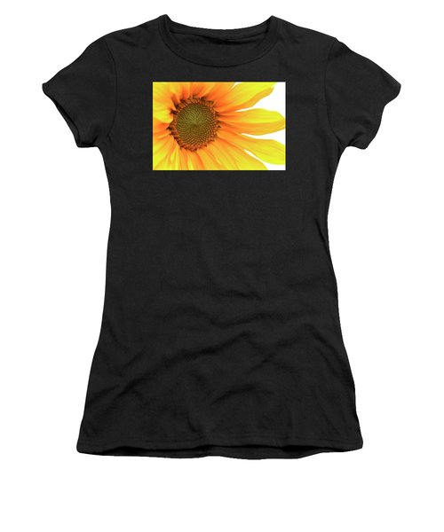 Sunflower Women's T-Shirt (Athletic Fit)