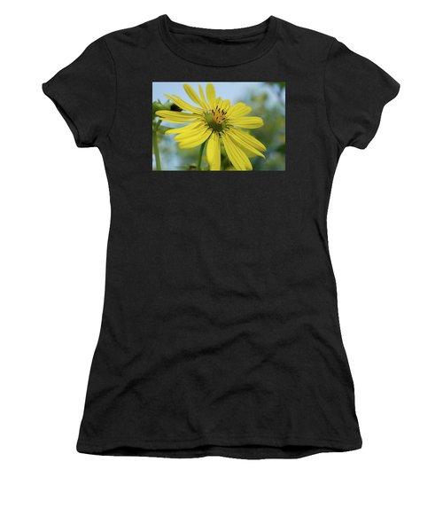 Sunflower Close-up Women's T-Shirt
