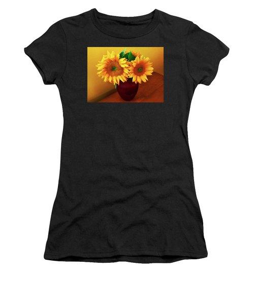 Sunflower Corner Women's T-Shirt