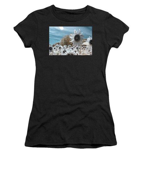 Sunflower Infrared  Women's T-Shirt
