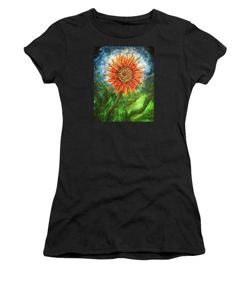 Sunflower Joy Women's T-Shirt
