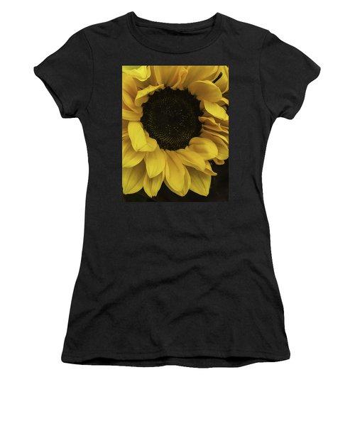 Sunflower Up Close Women's T-Shirt