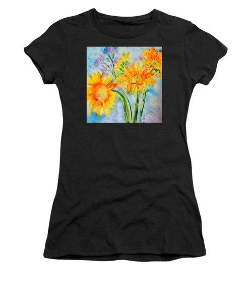 Sunflowers Women's T-Shirt