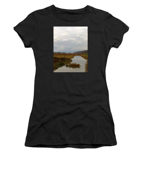 Sunless Rainbow Women's T-Shirt (Athletic Fit)