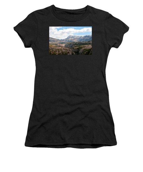 Sunlight Creek Of Wy Women's T-Shirt