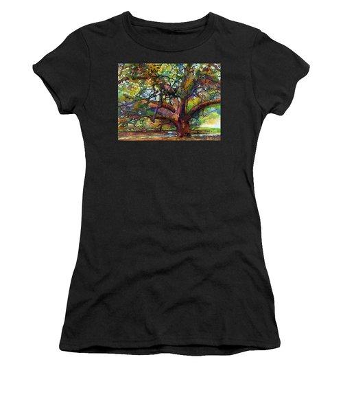 Sunlit Century Tree Women's T-Shirt