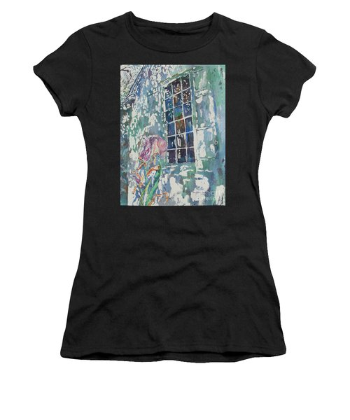 Sunny Day At Brandywine Women's T-Shirt (Athletic Fit)