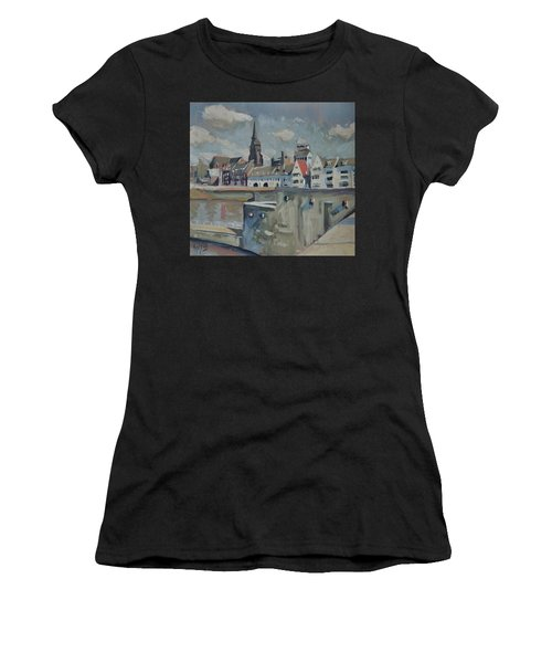 Sunny Wyck Maastricht Women's T-Shirt (Athletic Fit)