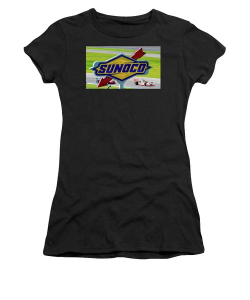 Sunoco Women's T-Shirt (Athletic Fit)