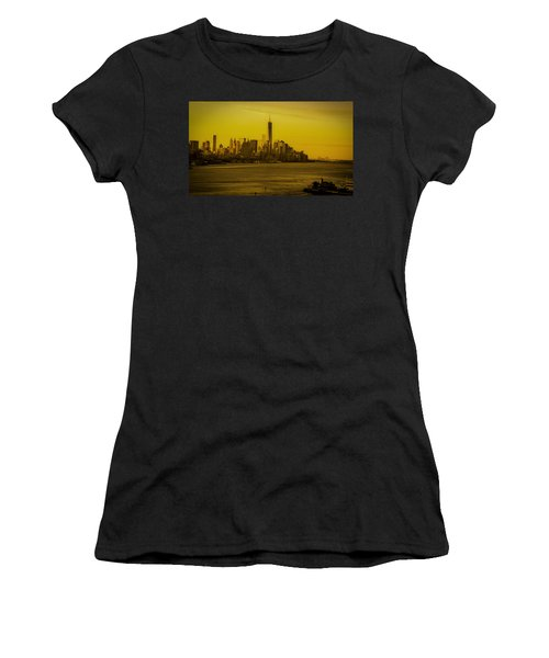 Sunrise Across The Hudson Women's T-Shirt