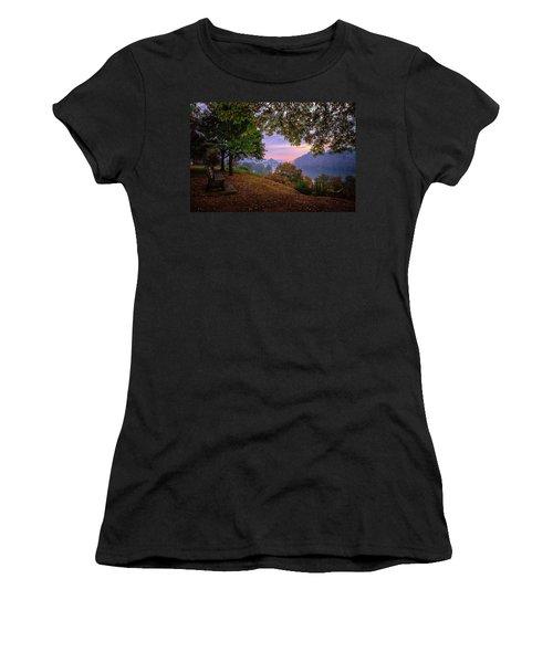 Sunrise At River Rd  Women's T-Shirt