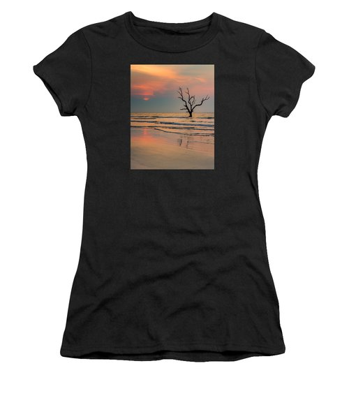 Sunrise At The Boneyard Women's T-Shirt (Athletic Fit)