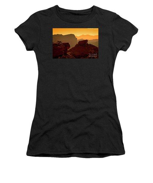 Capital Reef Sunrise Women's T-Shirt