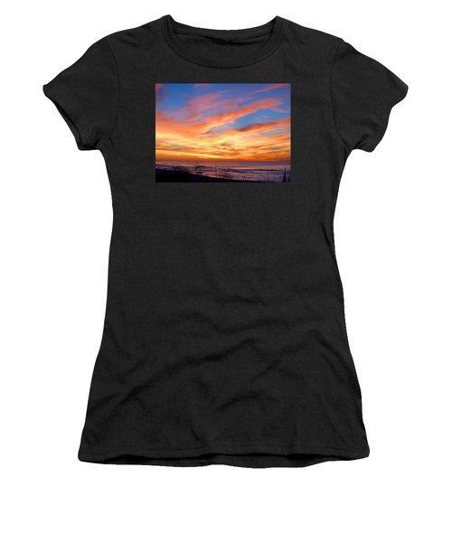Sunrise Dune I I I Women's T-Shirt