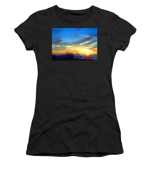 Sunrise Dune I I Women's T-Shirt