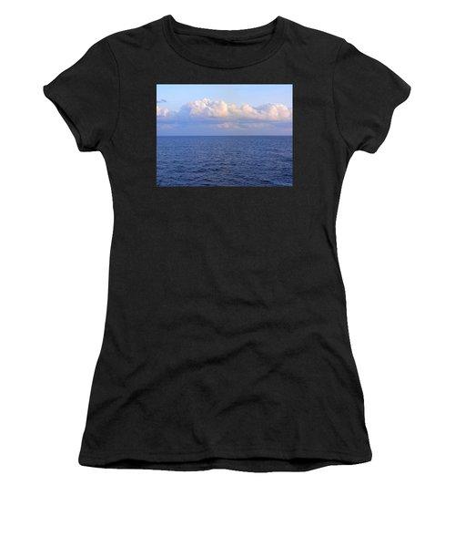 Sunrise From The Atlantic Ocean Women's T-Shirt