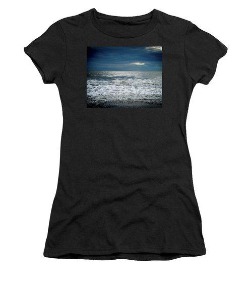 Sunrise-kennebunk Beach Women's T-Shirt