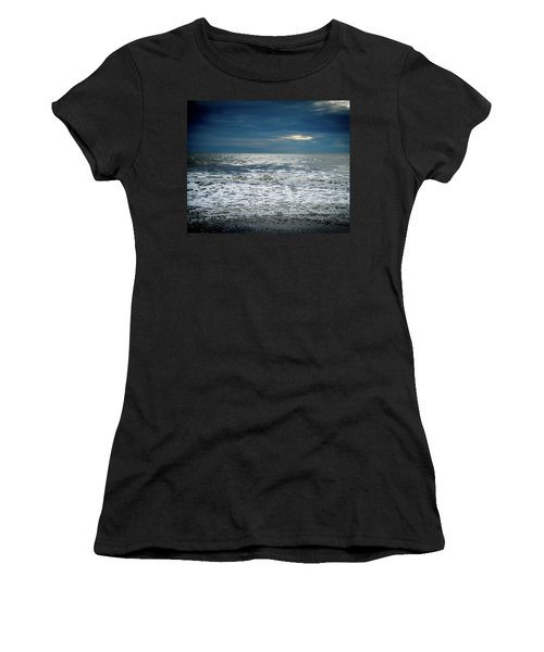 Sunrise-kennebunk Beach Women's T-Shirt