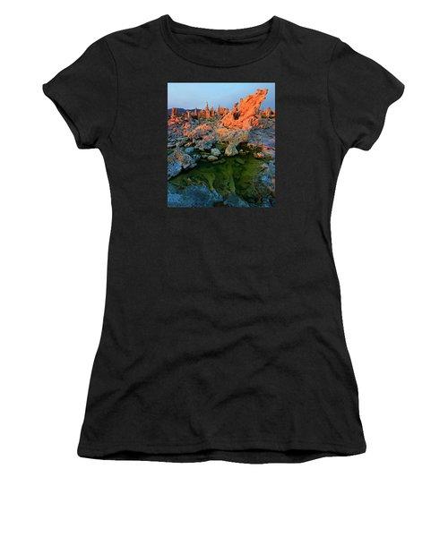 Sunrise On Tufa 2 Women's T-Shirt