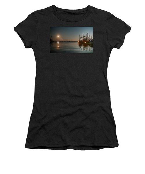 Sunrise Over New Bedford, Women's T-Shirt