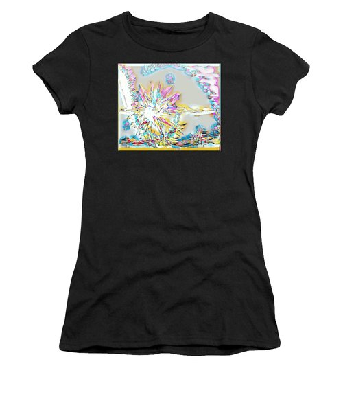Sunrise Over The City Women's T-Shirt (Athletic Fit)