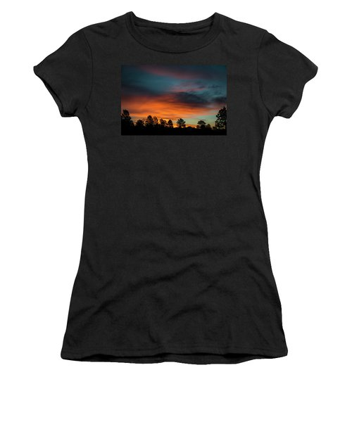 Sunrise Over The Southern San Juans Women's T-Shirt