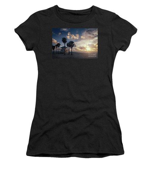 Sunrise Paradise Women's T-Shirt