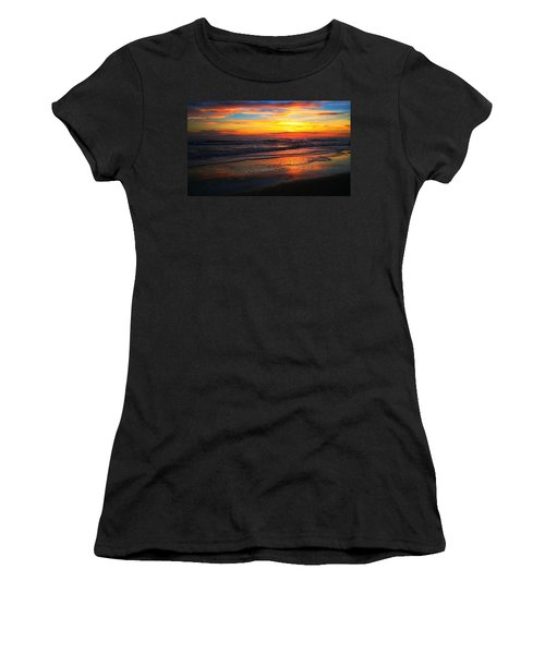 Sunrise Sunset Women's T-Shirt (Athletic Fit)