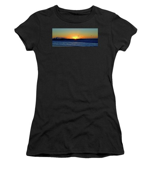 Sunrise Wave I I I Women's T-Shirt