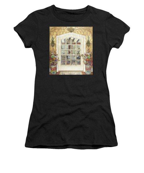 Sunroom Entrance Women's T-Shirt