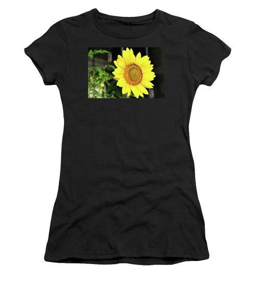 Sun's Up Women's T-Shirt (Athletic Fit)