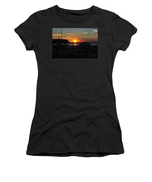 Harbor In Ephraim Women's T-Shirt
