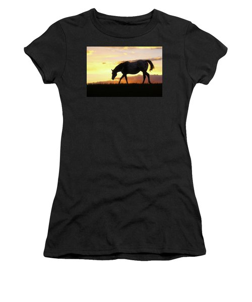 Sunset Appy Women's T-Shirt